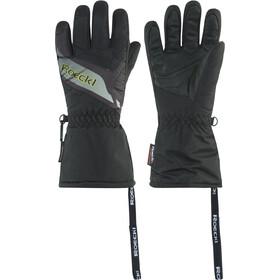Roeckl Kids Alba Ski Gloves black